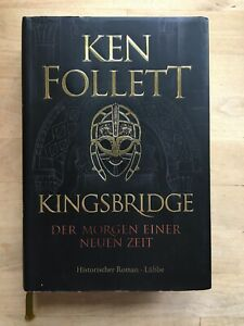 KEN FOLLETT Kingsbridge (Gebundene Ausgabe) - sehr gut!