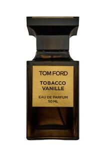 Tom Ford Tobacco Vanille Eau De Parfum 1.7 oz/50 ml Brand New in Sealed Box