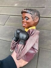 Muhammad Ali Boxing Toy (Action Puppet) - Excellent Vintage 1960s Rare