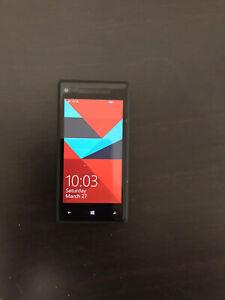 HTC Windows Phone 8X - 16GB - Black(Verizon) Smartphone