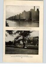 1909 Paper Ad Chicago  Warehouse  Boulevard  Garfield Park  Sherman Park