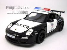 Porsche 911 GT3 RS - Police - 1/36 Scale Diecast Model by Kinsmart