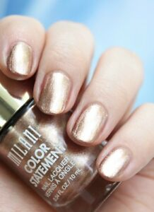 MILANI COLOUR STATEMENT NAIL POLISH / LACQUER -30 BRONZE   FROM USA