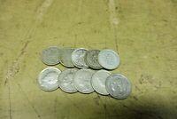 Anlegerposten , Niederlande Silber , 10 x 25 Cent , 35,8 g , Investorenpaket
