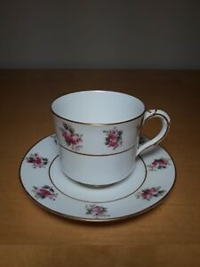 Royal Worcester vintage 1911 tea cup and saucer