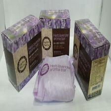 3EA  Amorepacific Happy Bath Herbs Lavender  Aromatic  Moist Types Soap100g