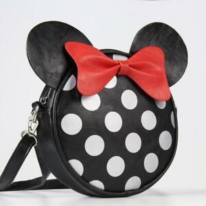 Premium Handtasche, Disney, Minnie Mouse Leder, Cerda