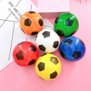3pcs Soft Foam Sponge Outdoor Indoor Foot Ball Random Colours Footballs Soccer
