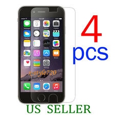 4pcs Clear LCD Screen Protector Guard Cover Film For Apple iPhone 6 Plus 5.5""