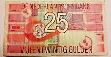 25 Gulden 1997 PAYS BAS Niederlande / Netherlands