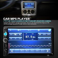 7'' HD Handsfree Bluetooth Car MP5 Stereo Radio 2 DIN FM MP5 USB AUX Touch  K1B