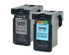 Super 240XL 241XL ink cartridge combo non-OEM for Canon MG3620 3520 5122 printer