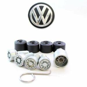 Original Volkswagen Radsicherung Felgenschloss Golf Passat Touran 1K0698137A NEU