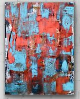 ABSTRACT Painting On Canvas,Wall Art,Original Paintings,Home Decor, Fine Art