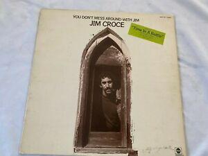 Jim Croce - You Don't Mess Around With Jim - 1972 ABC ABCX756 Viny gatefold