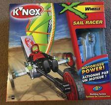 K'Nex Wheels Sail Racer Motorized Power - NEW UNOPENED