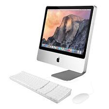 "Apple iMac 20"" Widescreen 2.6 GHz Intel 160GB HDD NVIDIA Graphics - MC015LL/C"