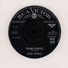 "Eddy Arnold(7"" Vinyl)Taking Chances/ Somebody Like Me-RCA Victor-RCA 15-Ex/VG+"