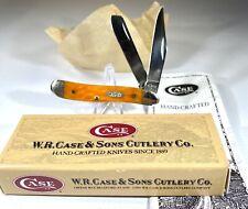 New in Box Case XX Folding Pocket Knife Peanut 62201 1/2 Rare!