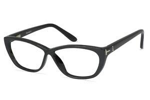 IWEAR 2095 Black Cateye Glasses Frames For Women | Prescription Lenses *New*