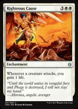 MTG Magic - (U) Commander Anthology - Righteous Cause - NM/M