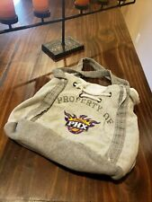 Nwot ProFanity Nba Basketball Phoenix Suns Grey Jersey Sweatshirt Tote Purse Bag