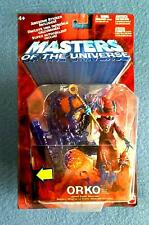 ORKO MASTERS OF THE UNIVERSE MOTU HE-MAN 6 iNCH FIGURE MATTEL
