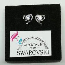 a4b279d4829397 Orecchini argento 925 e Swarovski punto luce donna ragazza