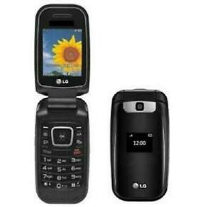 Refurbished LG B470 Flip Camera phone GLOBAL Unlocked cellphone