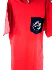 FOURSTAR CLOTHING COMPANY MEN'S ANONYMOUS SKATEBOARD T SHIRT,RED,MEDIUM,NEW