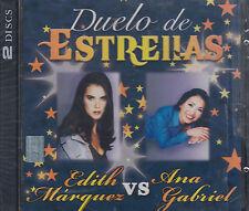 Edith Marquez VS Ana Gabriel Dueto De Estellas 2CDS New Nuevo Sealed