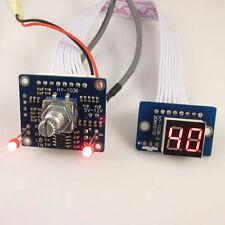 LED Digital Potentiometer Volume Control Board Audio Encoder Switch Module