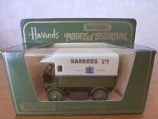 "MATCHBOX MODELS of YESTERYEAR : Y29 - Walker Electric Van ""Harrods"" -"