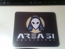 Dj Clarkee - Area 51 Recordings Mousemat - Helter Skelter - Techno drome