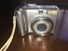 Canon PowerShot A570 IS 7.1mp Digital Camera 4x Optical Zoom Lens **Read**