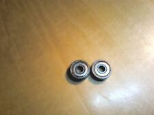 Dyson Brush Bar Bearings x2 For DC04, DC07, DC14, DC27, DC33 Clutched Bearings
