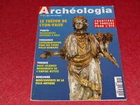 [REVUE ARCHEOLOGIA] N° 301  # MAI 1994