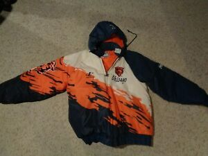 PROLINE AUTHENTIC CHICAGO BEARS WINTER JACKET - YOU CAN STILL BE A FAN! L/G/G