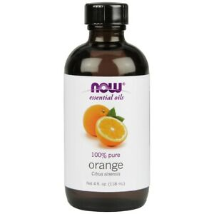NOW Foods Orange Oil 4 fl. oz FREE SHIPPING. MADE IN USA