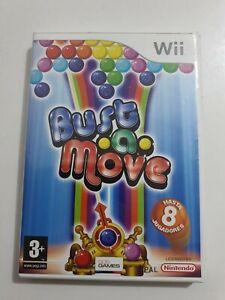 Bust A Move Nintendo Wii PAL España COMPLETO👇