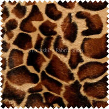 Faux Fur Animals & Insects Craft Fabrics