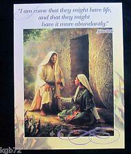 Leanin Tree Easter Greeting Card Religious Multi Color E15