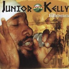 FREE US SHIP. on ANY 3+ CDs! NEW CD Junior Kelly: Bless