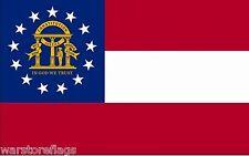 GEORGIA US STATE FLAG 5X3 USA ATLANTA AMERICAN SOUTH