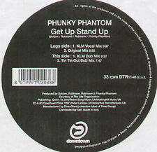PHUNKY PHANTOM - Get Up Stand Up - Downtown