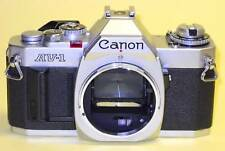 Canon AV-1 for FD lenses in extremely good condition