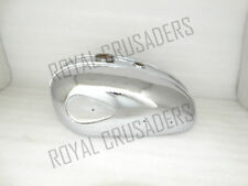 NEW BSA C15 CHROMED PETROL TANK (REPRODUCTION) (code285)