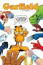 GARFIELD #1 SUPER-HEROES VARIANT COVER.
