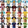 New Women Men Dragon Ball Z Vegeta Goku Super Saiyan Print 3D T-Shirt Casual Tee