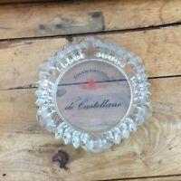 Ancien cendrier Champagne de Castellane